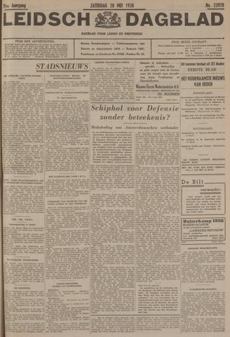 Leidsch Dagblad 1938-05-28