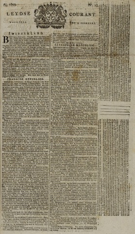 Leydse Courant 1803-02-23