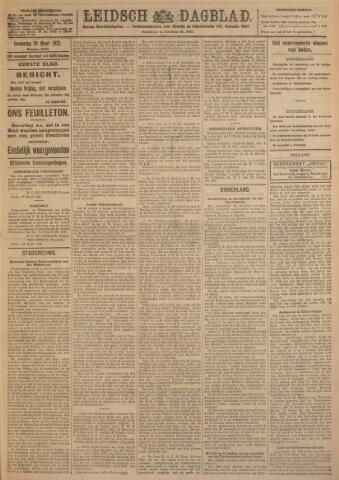 Leidsch Dagblad 1923-03-29