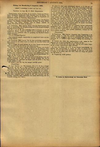 Handelingen van de Raad 1894-08-02