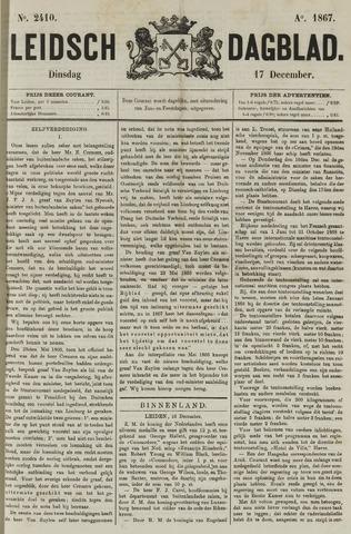 Leidsch Dagblad 1867-12-17