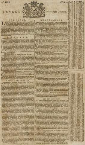 Leydse Courant 1769-12-25