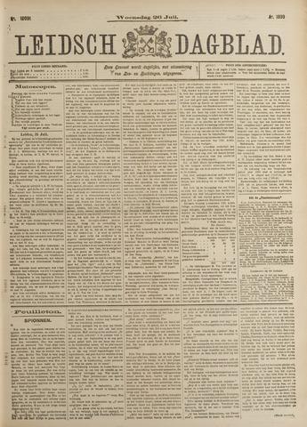 Leidsch Dagblad 1899-07-26
