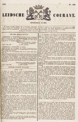 Leydse Courant 1875-05-13