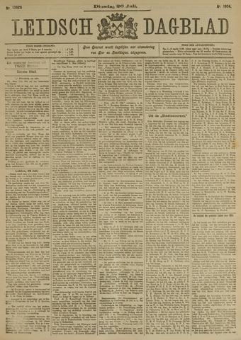 Leidsch Dagblad 1904-07-26