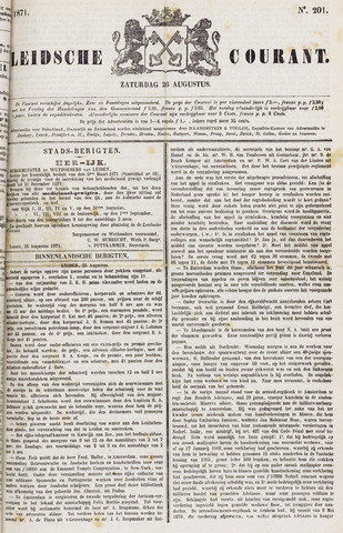 Leydse Courant 1871-08-26