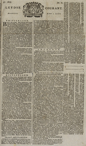 Leydse Courant 1805-07-08