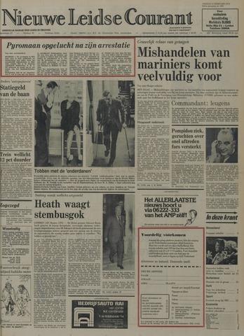 Nieuwe Leidsche Courant 1974-02-08