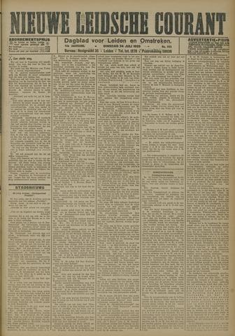 Nieuwe Leidsche Courant 1923-07-24