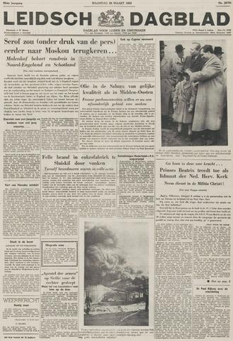 Leidsch Dagblad 1956-03-26