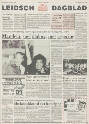 Leidsch Dagblad 1990-02-12