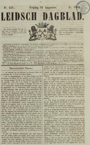 Leidsch Dagblad 1861-08-16