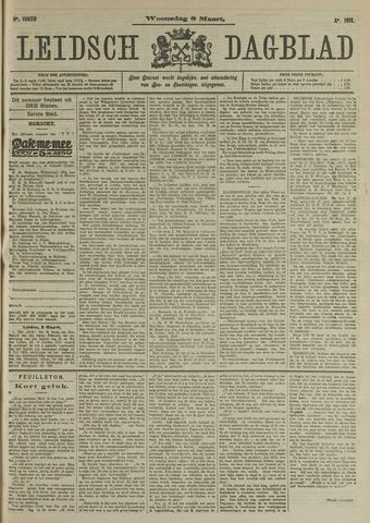 Leidsch Dagblad 1911-03-08