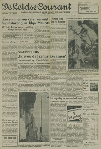 Leidse Courant 1958-03-04