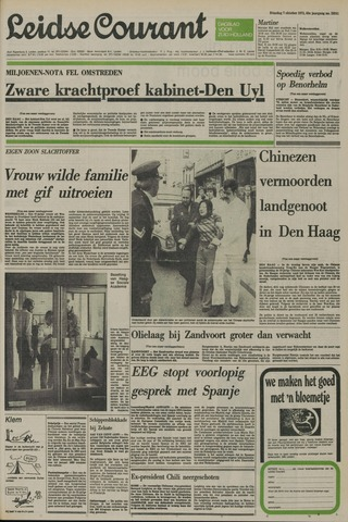 Leidse Courant 1975-10-07