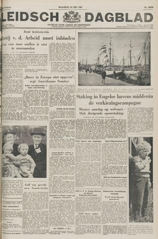 Leidsch Dagblad 1955-05-23