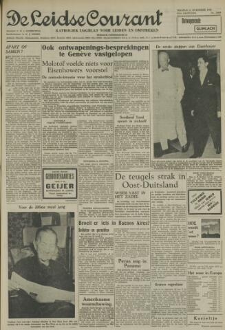Leidse Courant 1955-11-11