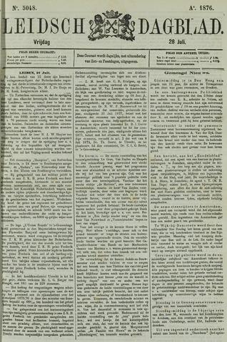 Leidsch Dagblad 1876-07-28