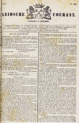 Leydse Courant 1879-12-10