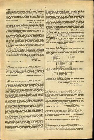 Handelingen van de Raad 1877-04-12