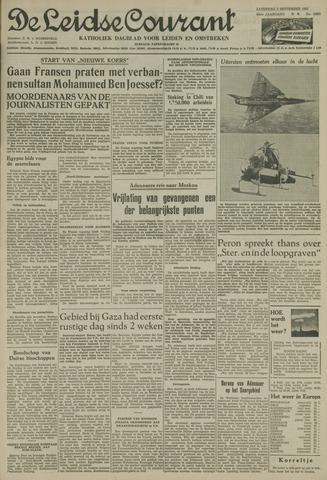Leidse Courant 1955-09-03