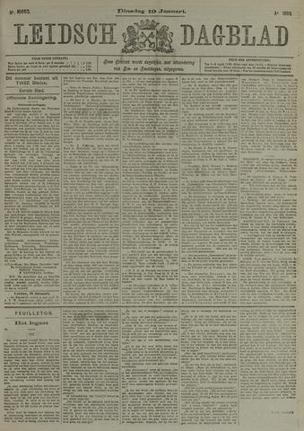 Leidsch Dagblad 1909-01-19