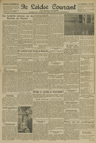 Leidse Courant 1947-09-29