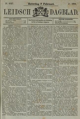 Leidsch Dagblad 1880-02-07