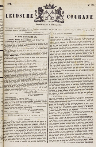 Leydse Courant 1882-02-02