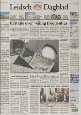 Leidsch Dagblad 2000-07-25
