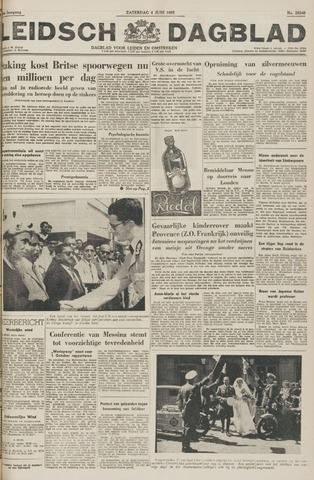 Leidsch Dagblad 1955-06-04