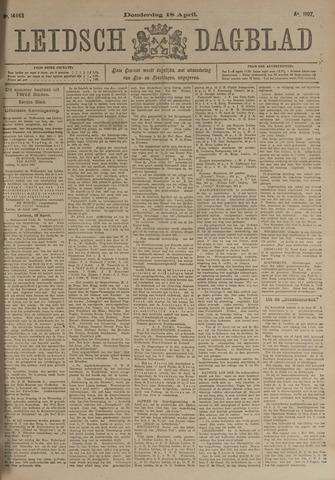 Leidsch Dagblad 1907-04-18