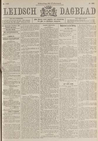 Leidsch Dagblad 1916-02-29