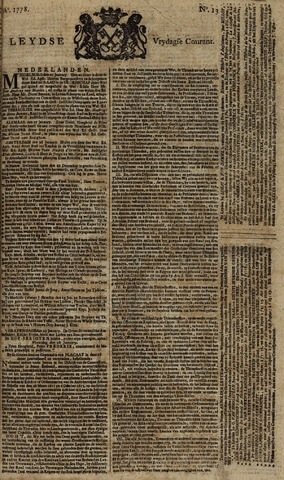 Leydse Courant 1778-01-30