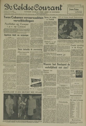 Leidse Courant 1959-11-28