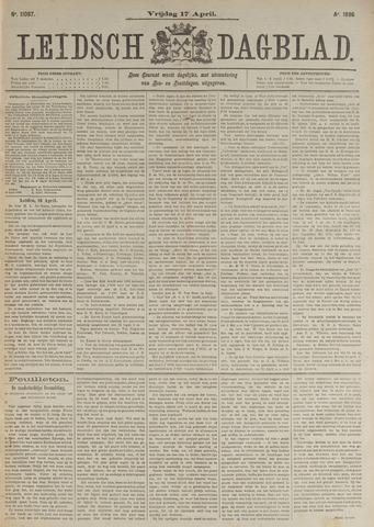 Leidsch Dagblad 1896-04-17