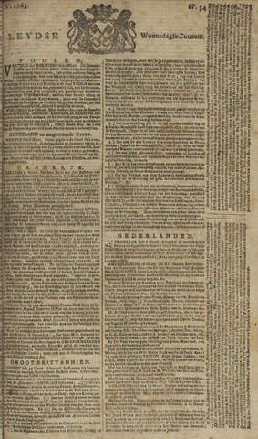 Leydse Courant 1765-03-20