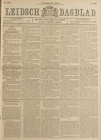 Leidsch Dagblad 1899-06-16