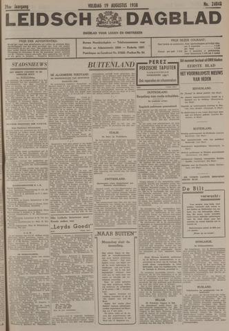 Leidsch Dagblad 1938-08-19