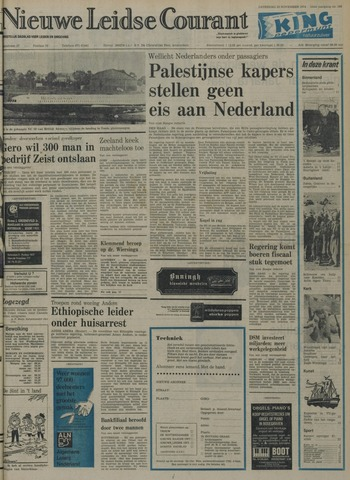 Nieuwe Leidsche Courant 1974-11-23