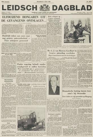 Leidsch Dagblad 1956-07-09