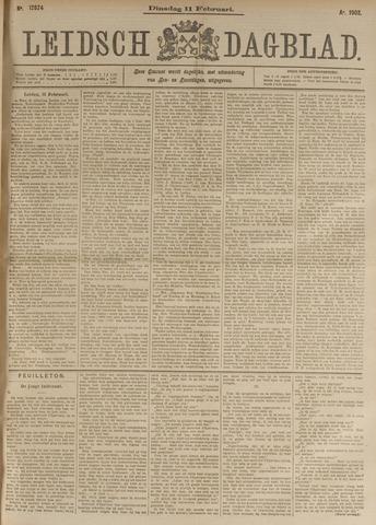 Leidsch Dagblad 1902-02-11