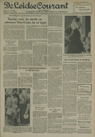 Leidse Courant 1962-09-08