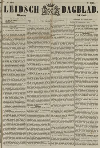 Leidsch Dagblad 1870-06-14