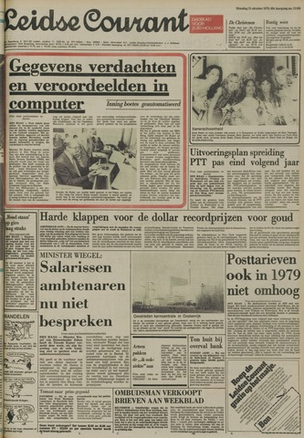 Leidse Courant 1978-10-31