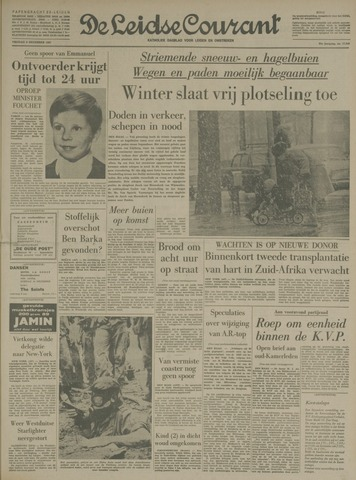 Leidse Courant 1967-12-08