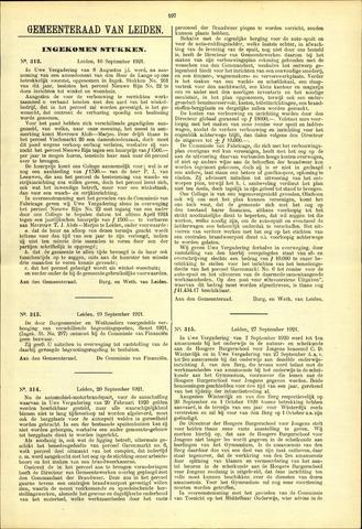 Handelingen van de Raad 1921-09-16