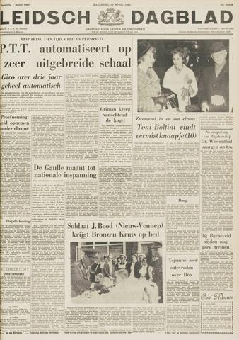 Leidsch Dagblad 1963-04-20