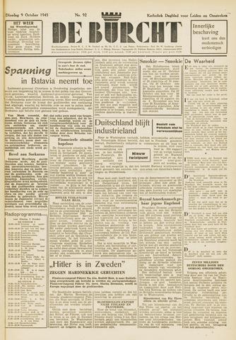 De Burcht 1945-10-09