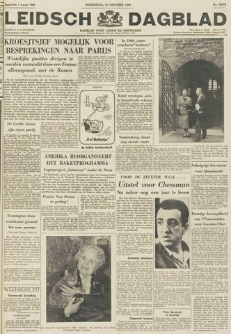 Leidsch Dagblad 1959-10-22